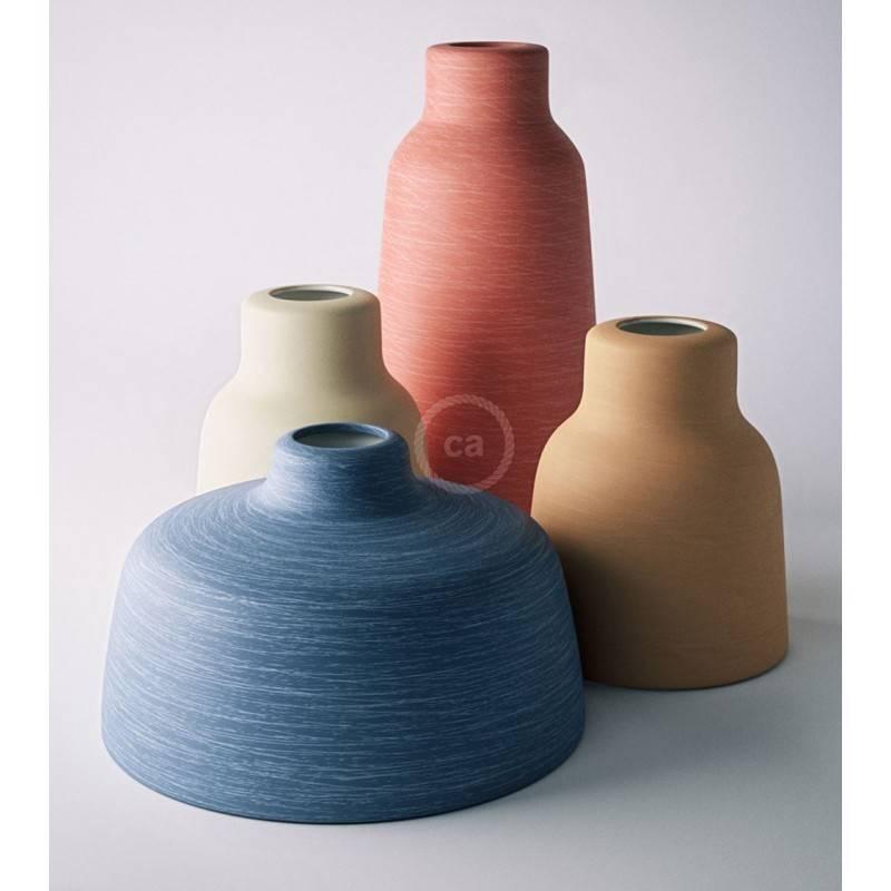 Lampskärm keramik medelhavsfärger
